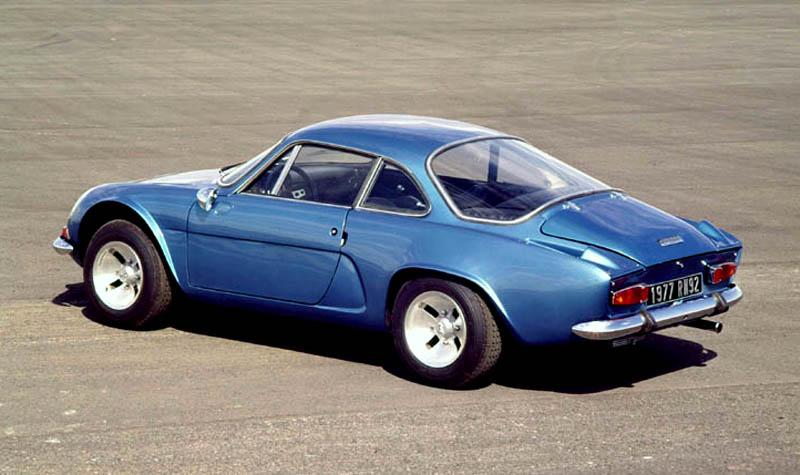 Alpine A110 1966 veteran