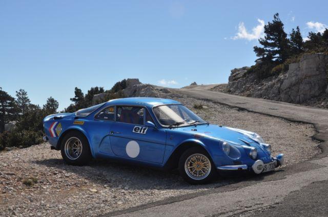 Alpine A110 1967 davidsclassiccars com R