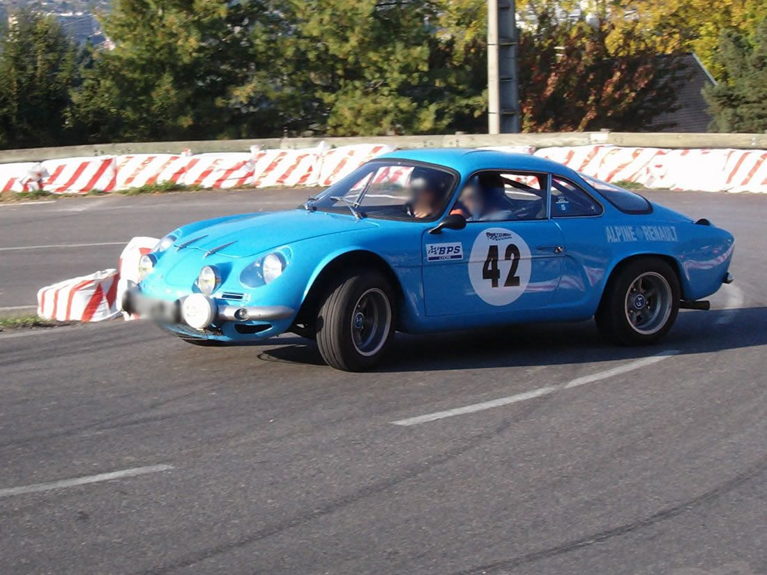 Alpine A110 1967 lm-collection fr R