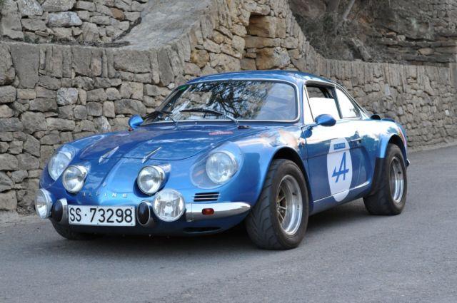 Alpine A110 1967 smclassiccars com R