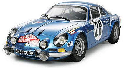 Alpine A110 1969  24278