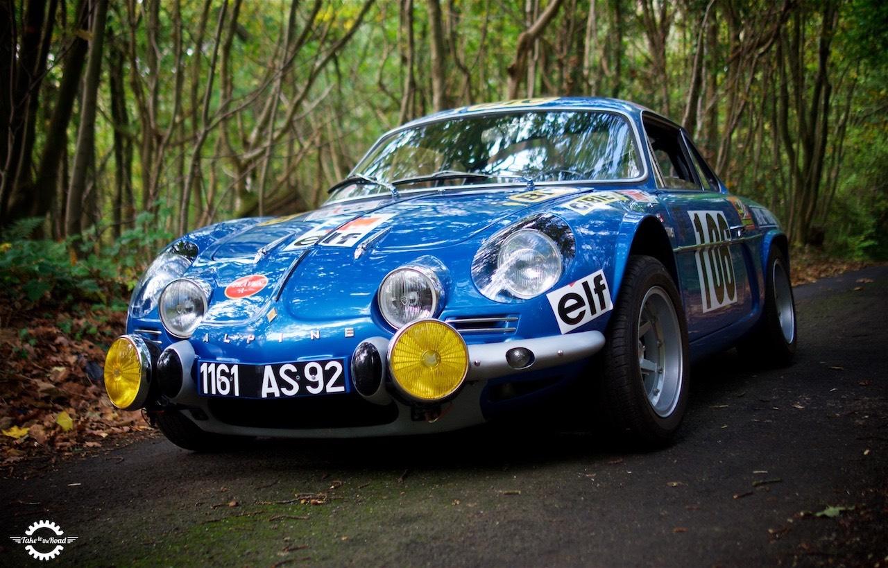 Alpine A110 1969 taketotheroad co uk 223-Alpine-A110-Nigel-Burgess-01