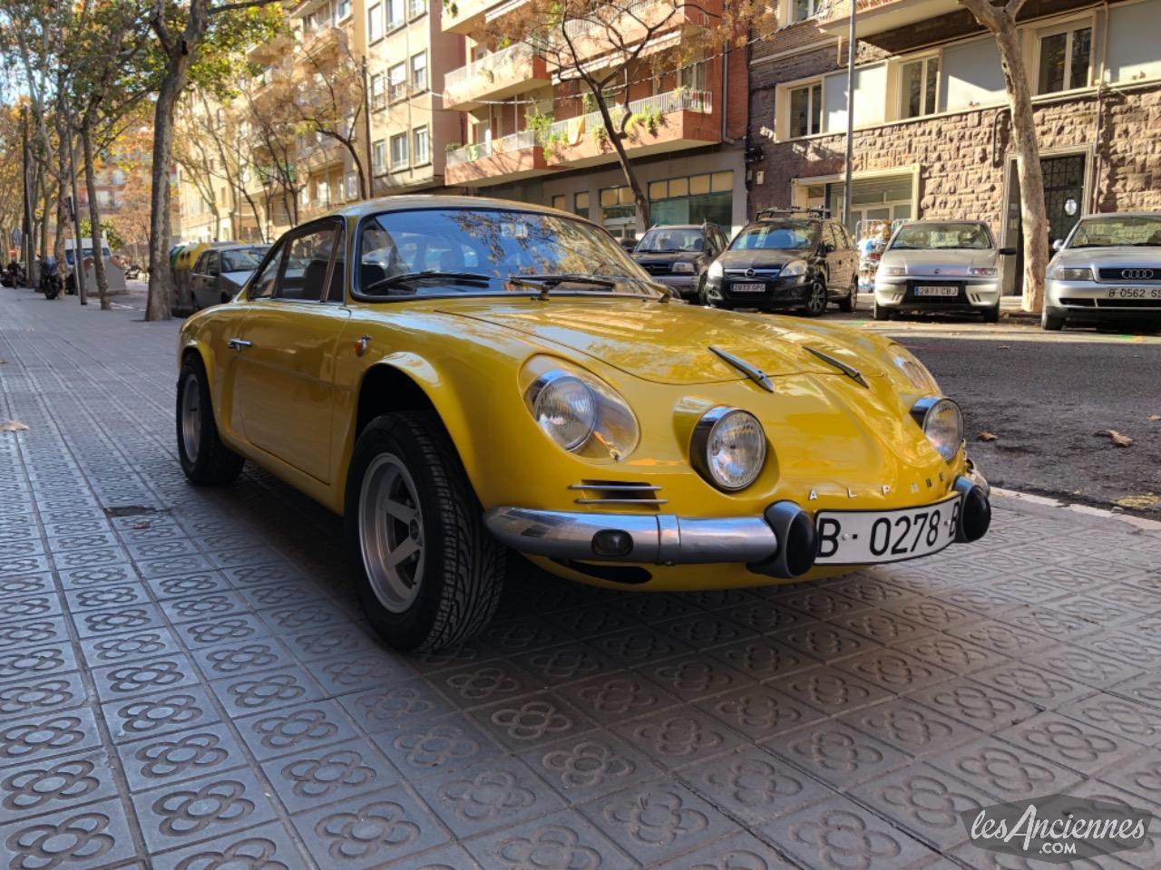 Alpine A110 1971 lesanciennes com 1b9005ed9074f553a94f03c086e4f540