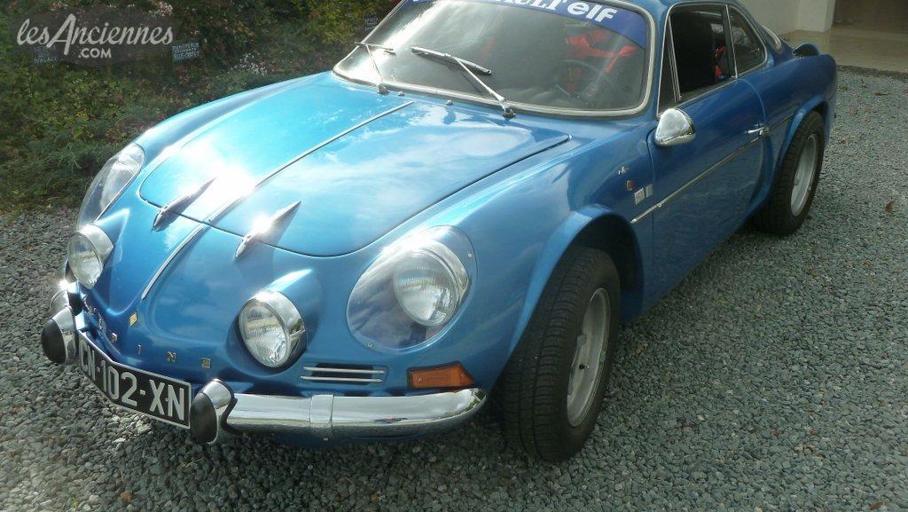 Alpine A110 Berlinette 1964 lesanciennes com 302a412ace9fa9afa0216df93dc606d7