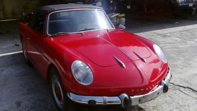 Alpine A110 Cabriolet 1967 findclassiccars com R2