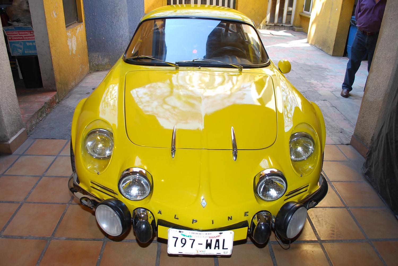 Alpine A110 Dinalpin 1969 expertautoapparaisals com 1968-Renault-Alpine-09
