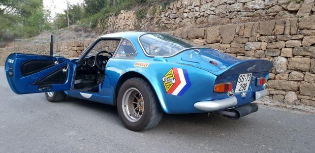 Alpine A110 Gr4 1966 davidsclassiccars com R