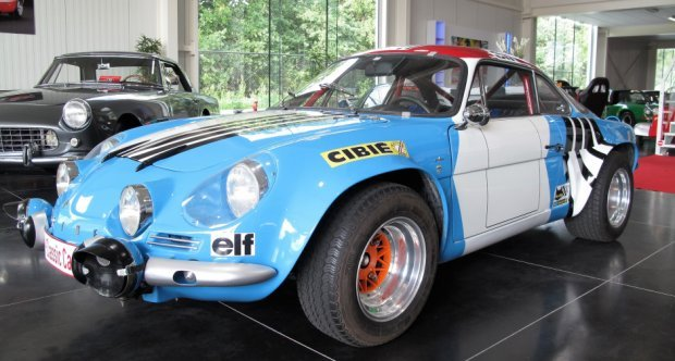 Alpine A110 Gr
