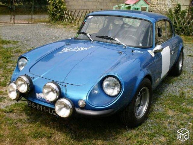 Alpine A110 GT4 1965 pinterest fr  fefbf71b8017fa38dac39cbe7a78ac8b