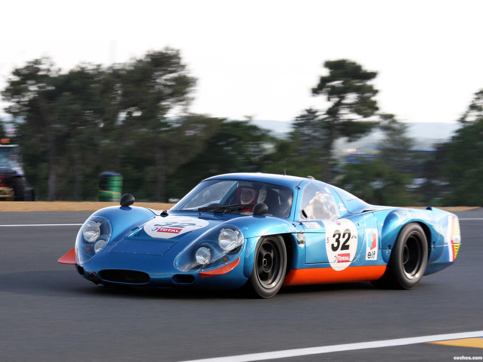 Alpine A210 1966 noticia