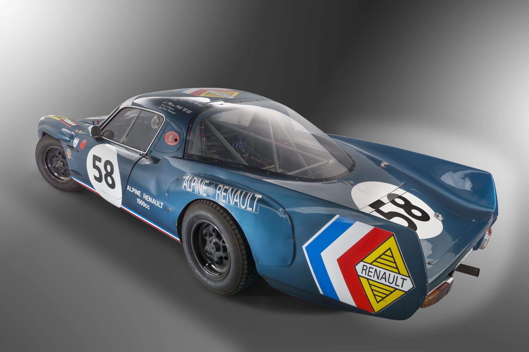 Alpine A210 Le Mans 1966 classicdriver com 20_10