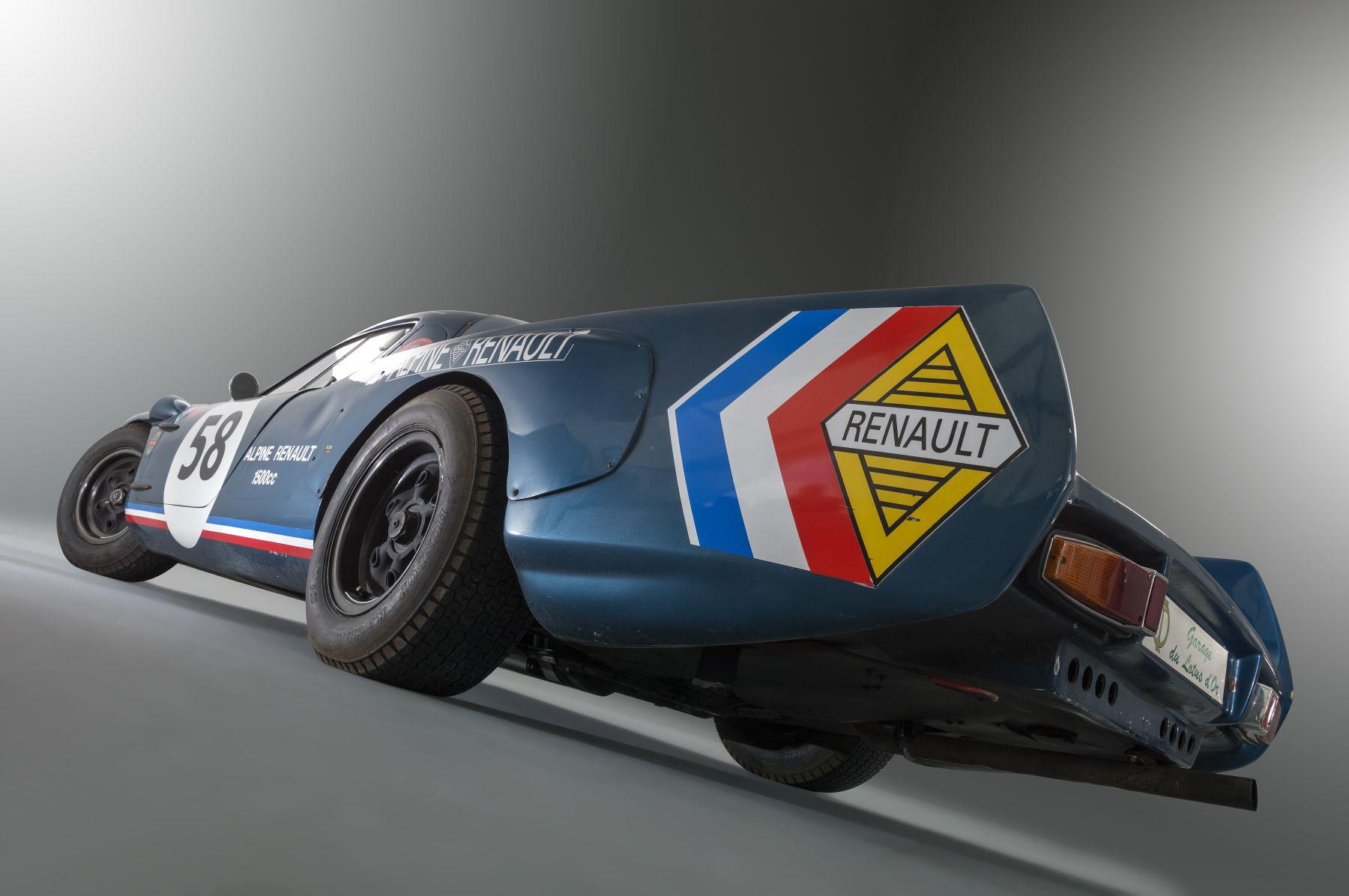 Alpine A210 Le Mans 1966 classicdriver com 20_11