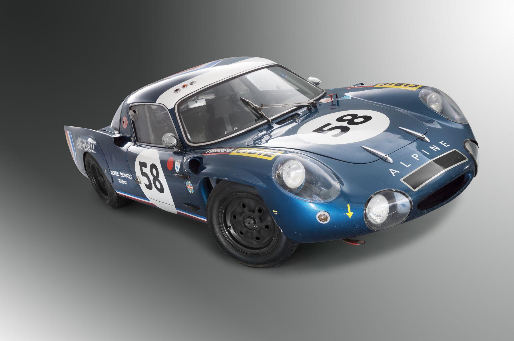 Alpine A210 Le Mans 1966 classicdriver com 20_8