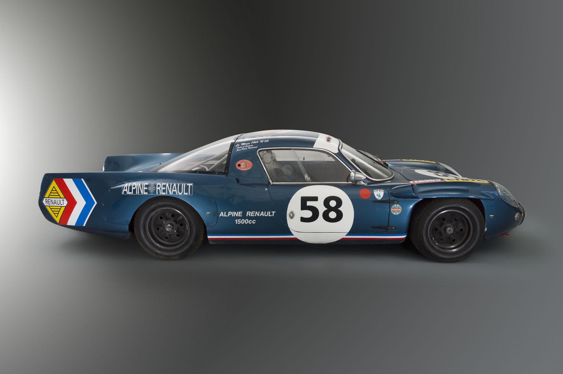 Alpine A210 Le Mans 1966 classicfriver com 20_9