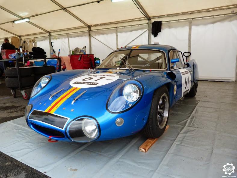 Alpine A210 Le Mans 1967 benjouy-fr