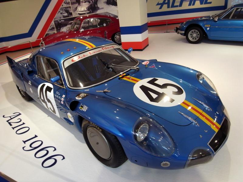 Alpine A210 M65 1966 20110326160731