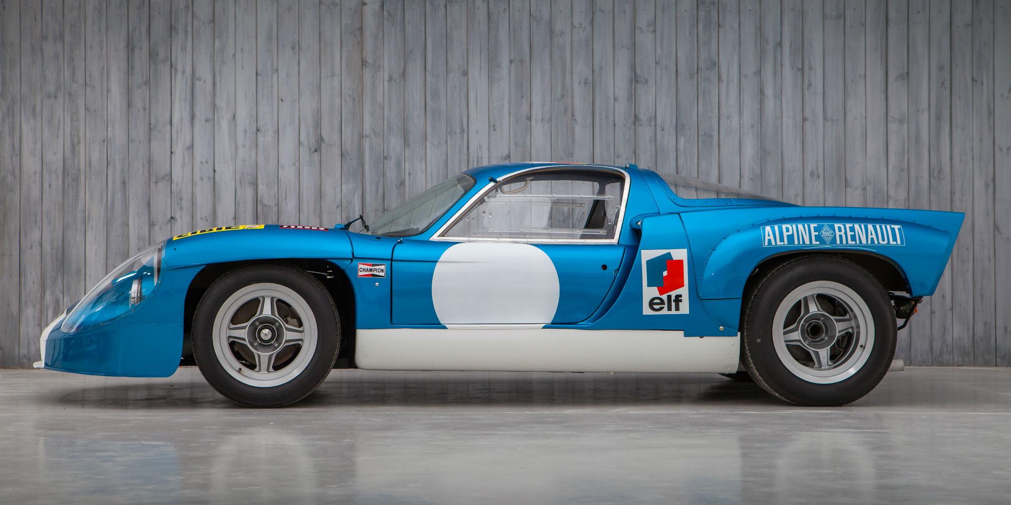 Alpine A220 Le Mans 1968 williamianson com  1968HRWIAAlpine-5656-slider