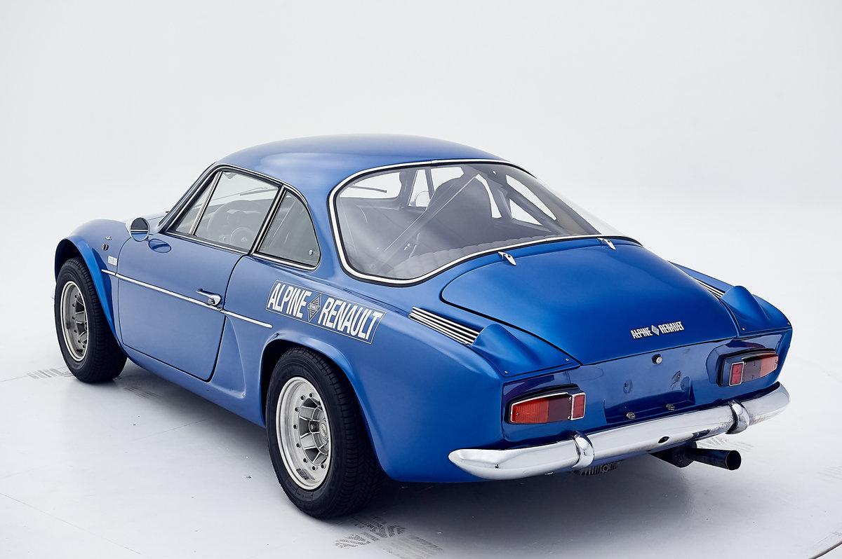 Alpine Renault A110 1600 1969 carandclassic