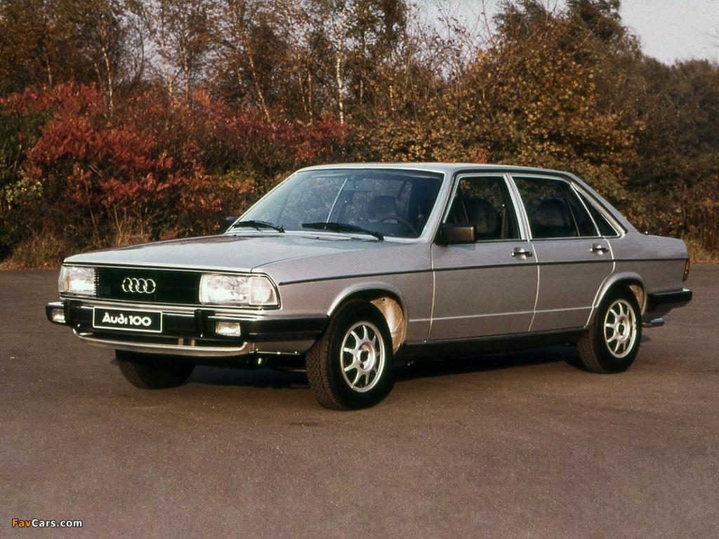 Audi 100 1979 1979-audi-100-4