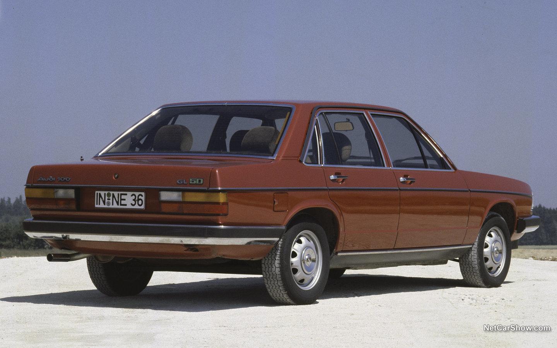 Audi 100 1979 2711fa34