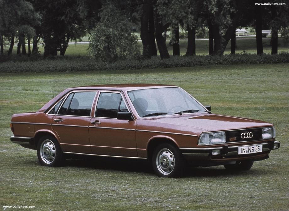 Audi 100 1979 dailyrevs com 1979-Audi-100-2