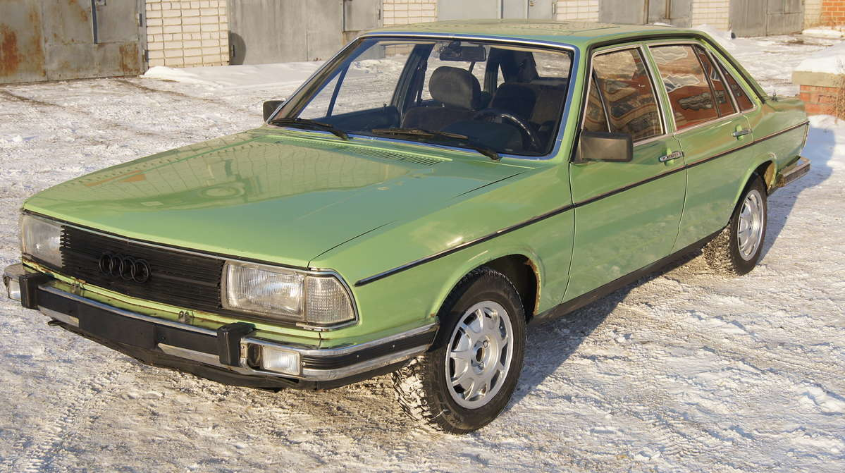 Audi 100 1979 txautonet com Audi-100-2