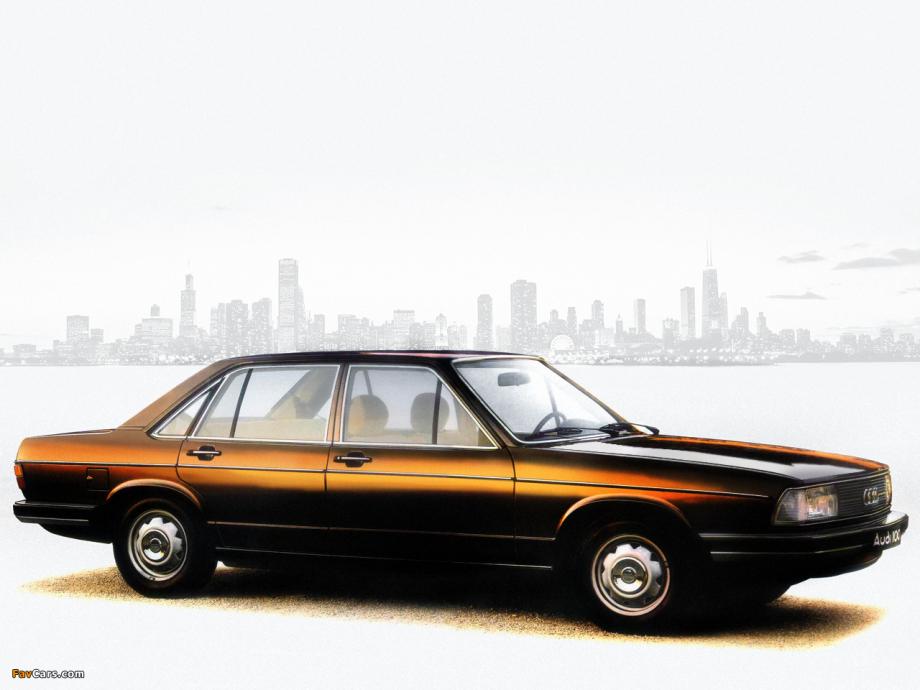 Audi 100 1980 img