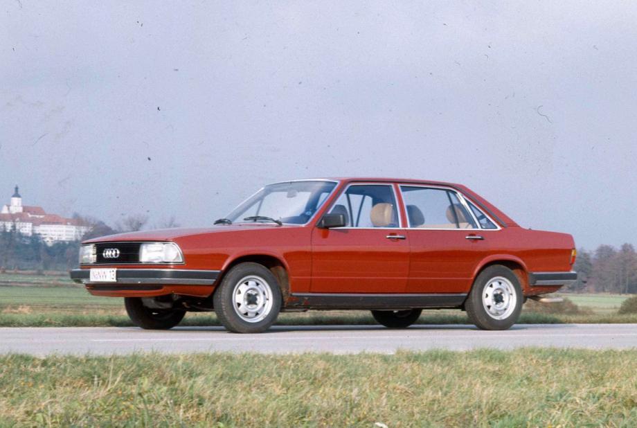 Audi 100 1981 data