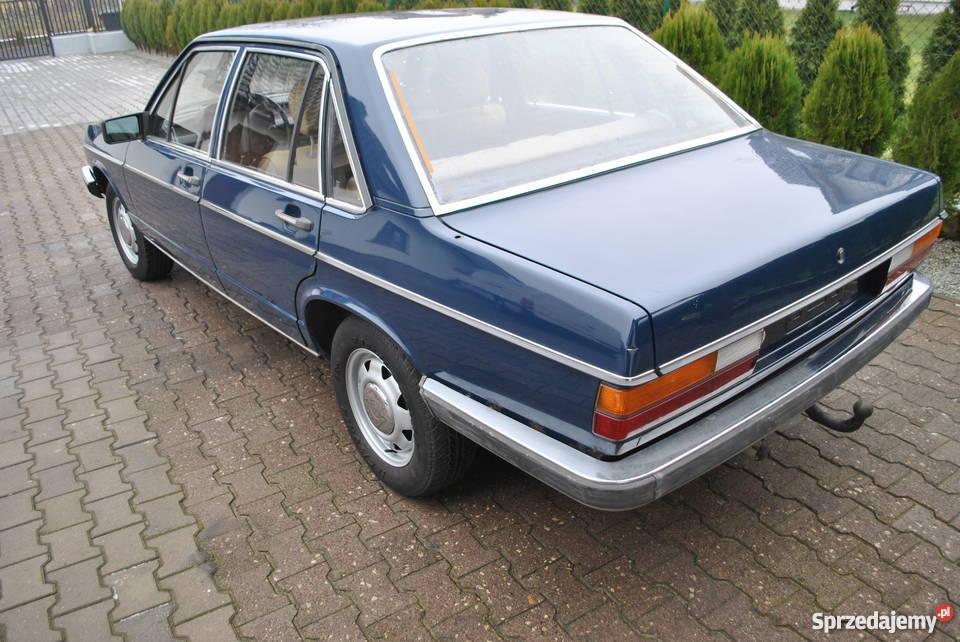 Audi 100 1981 sprzedajemy pl audi-100-z-1981-roku-515951830