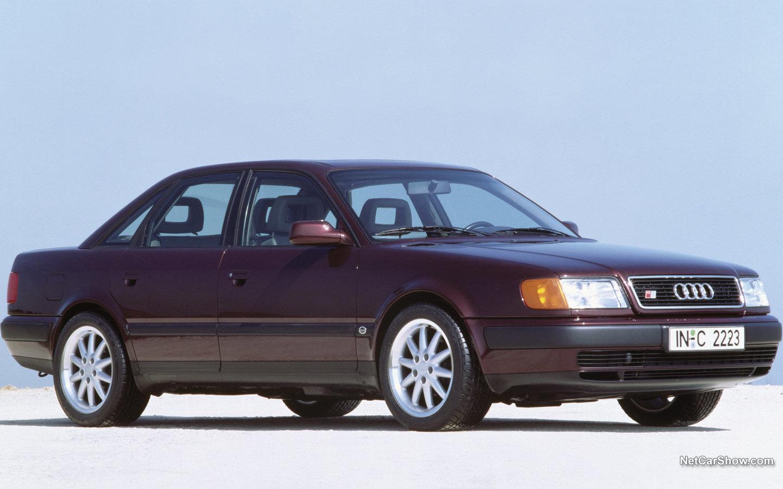 Audi 100 1991 215f9ae2