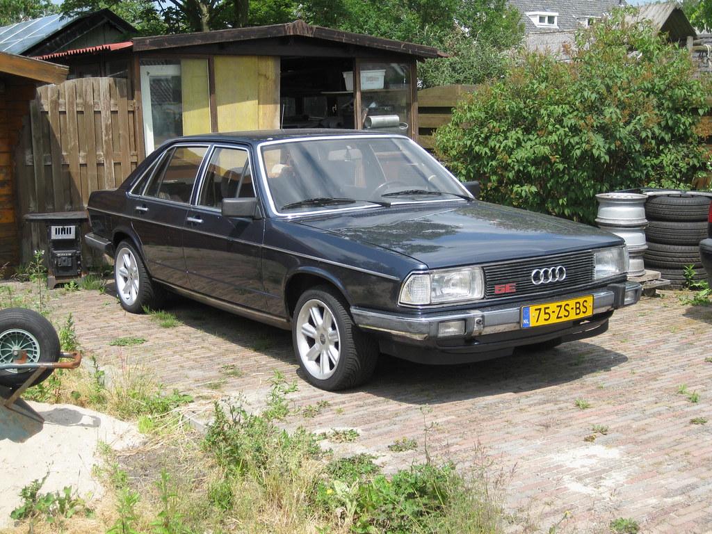 Audi 100 5E 1981 c1
