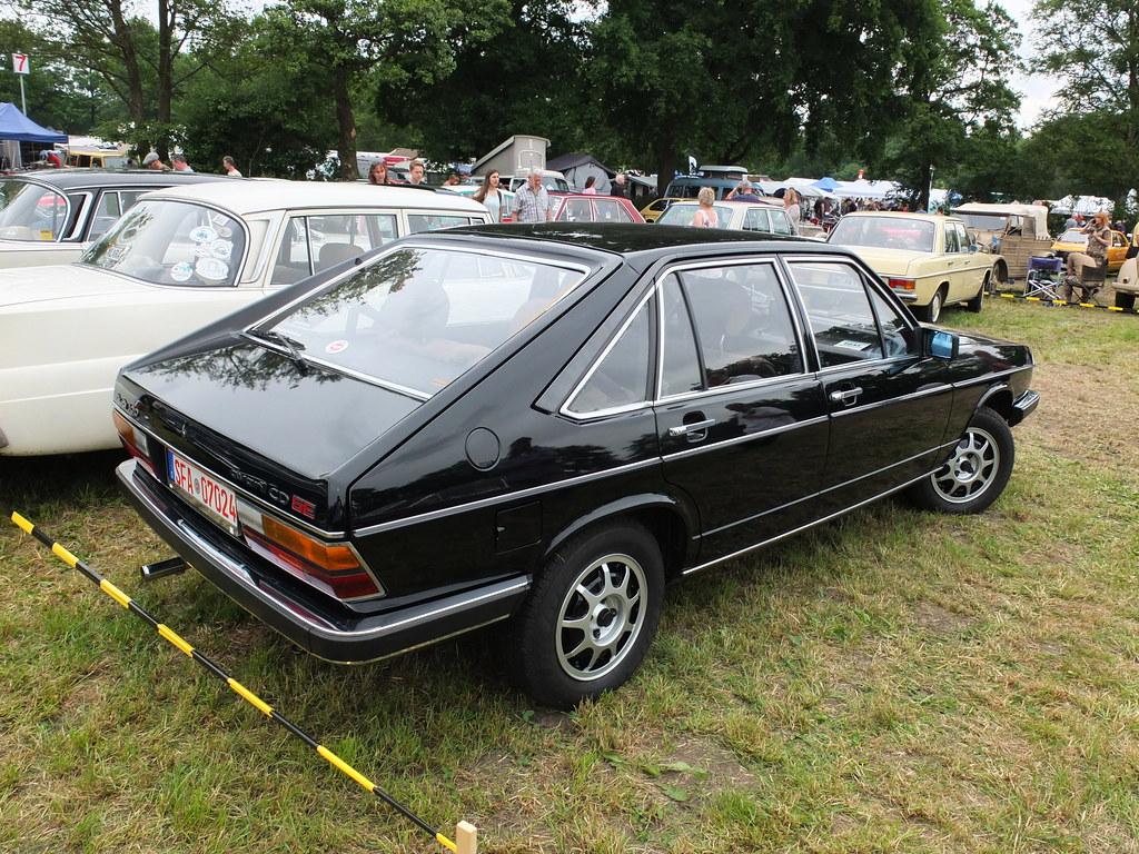Audi 100 5E Avant 1981 flickriver com  36138065695_3e1d9a0bf3_b