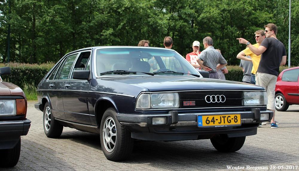 Audi 100 5E Avant 1981 live