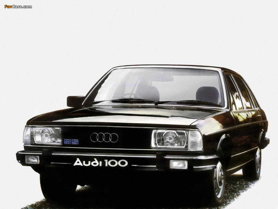Audi 100 5S UK 1980 audi_100_1980_photos_1_1024x768