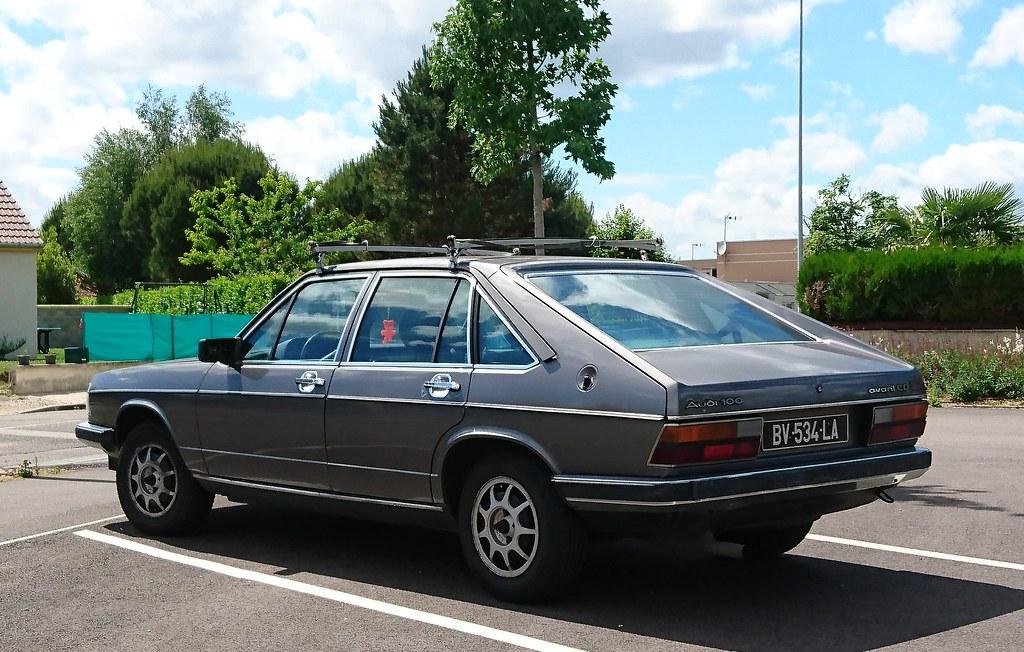 Audi 100 avant 1980 live