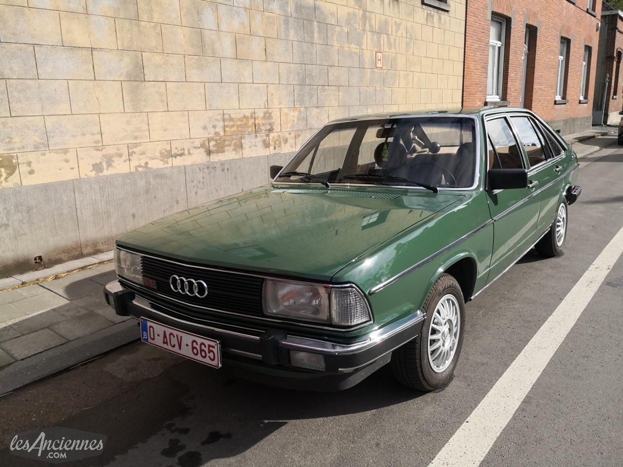 Audi 100 Avant 1981 lesanciennes com  f74b998e97f869cbdacaaccee690c1c3