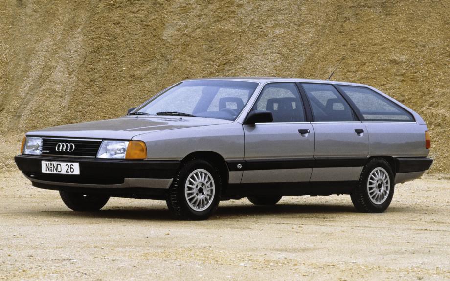 Audi 100 Avant 1988 carpixel