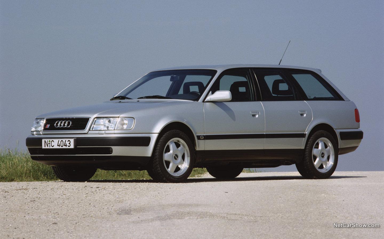 Audi 100 Avant 1991 423c7834