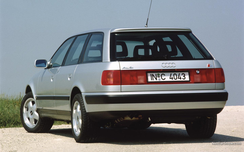 Audi 100 Avant 1991 8b8a6734