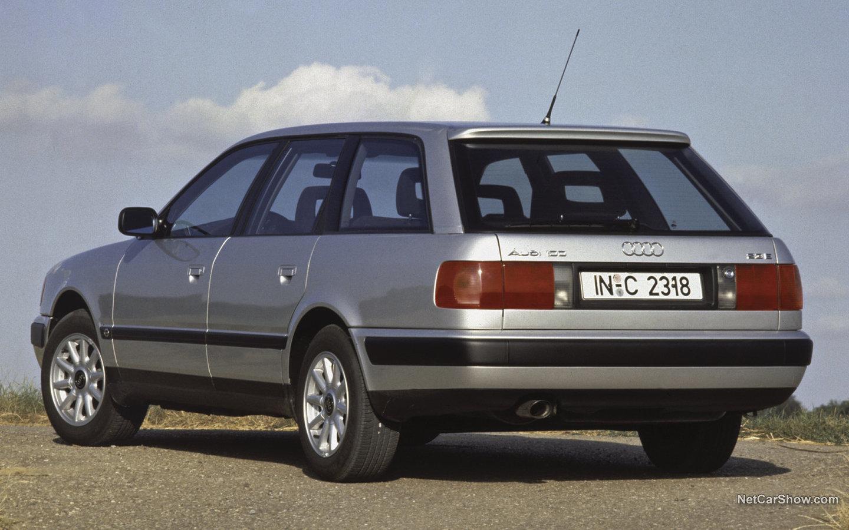 Audi 100 Avant 1991 d53a323c
