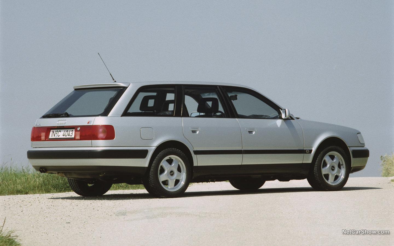 Audi 100 Avant 1991 d5d80098
