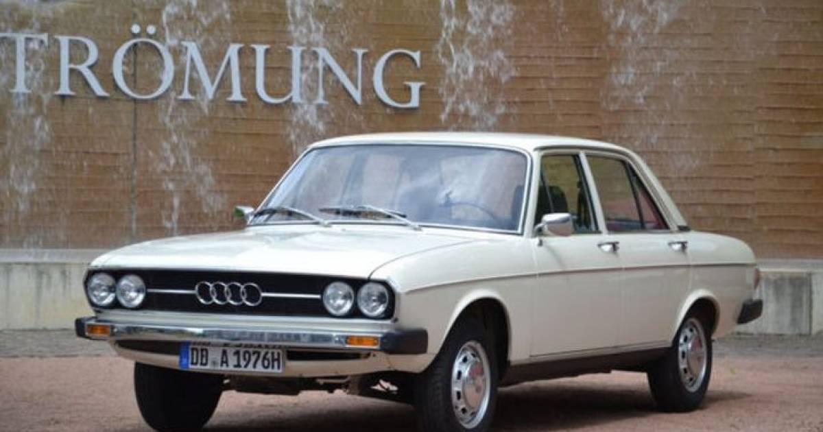 Audi 100 C2 1976 cdn