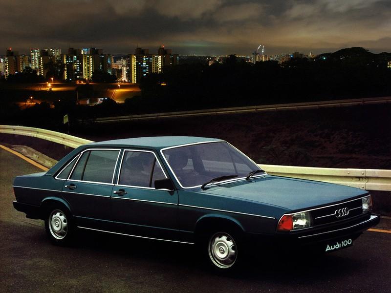 Audi 100 C2 1976 s1