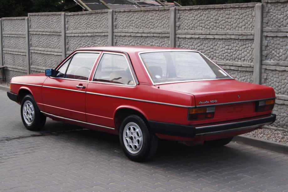 Audi 100 C2 1978 archiwum