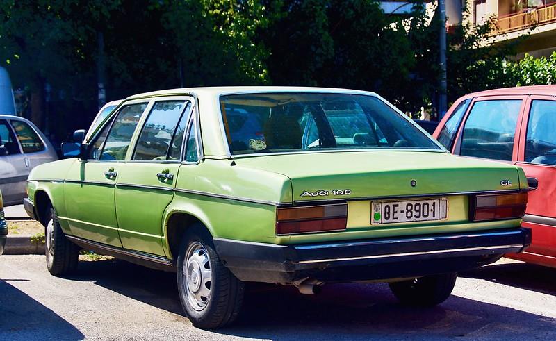 Audi 100 C2 1978 bilddata dk  36524287805_96531eaa00_c