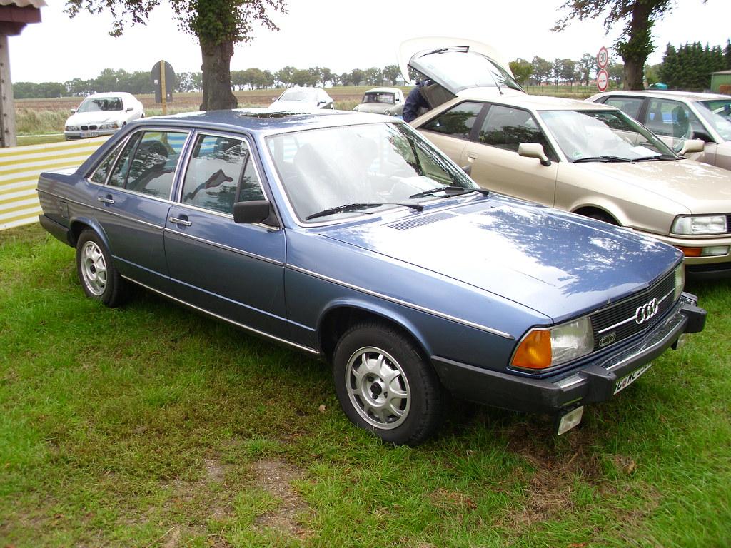 Audi 100 C2 1978 live