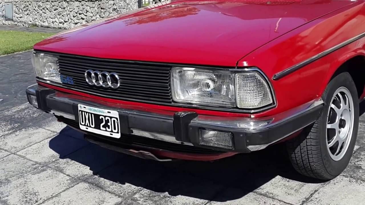 Audi 100 C2 5S 1978 i