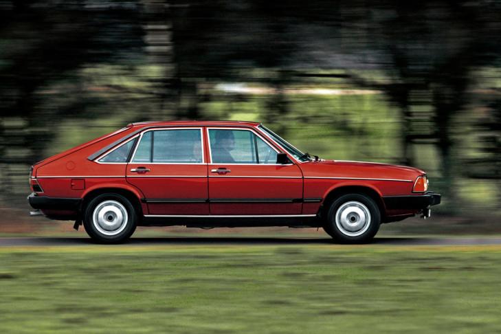 Audi 100 C2 5S CD Avant 1976 i
