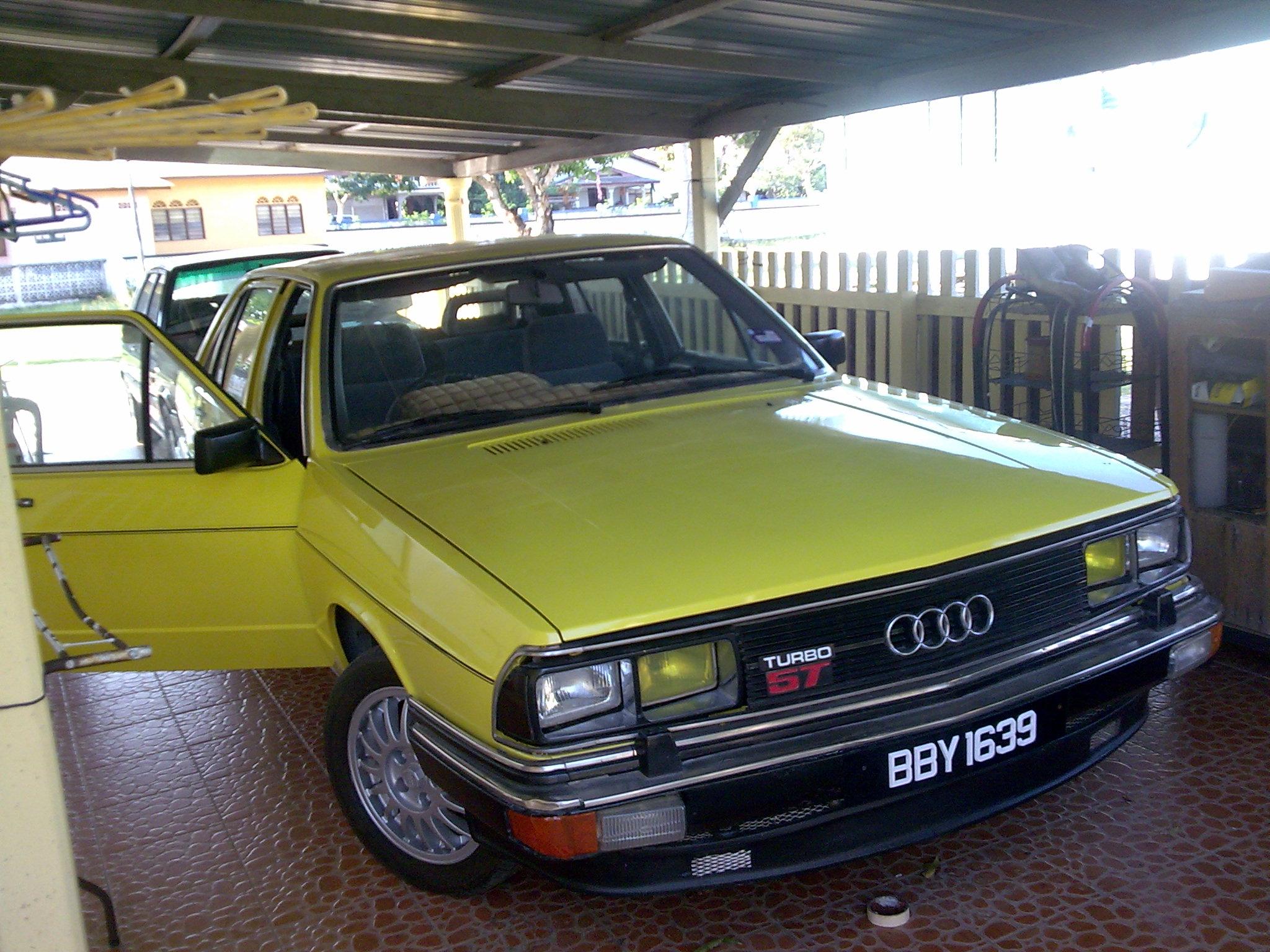 Audi 100 C2 5S Turbo 1976 carsplusplus com  photo2