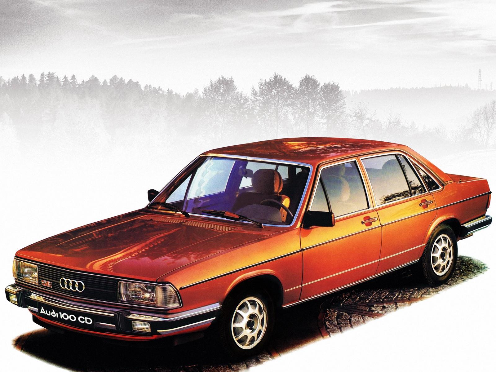 Audi 100 C2 CD 1976 s1